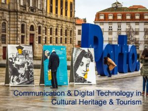 I CODTHT WorkShop – Communication and Digital Technology in Cultural Heritage and Tourism Workshop – Call for papers